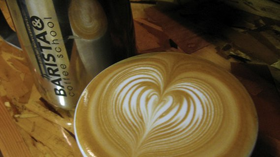 Latte Art & Barista Training