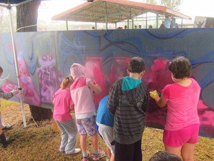 Brisbane Graffiti Workshops