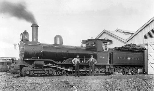 Midland Railway of Western