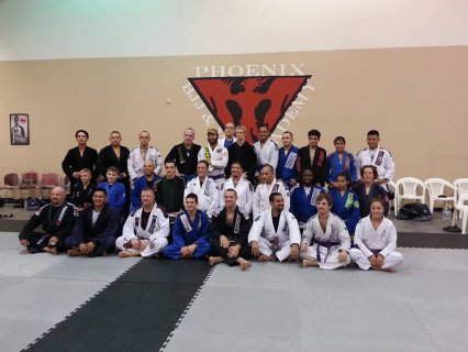 Welcome to Phoenix BJJ & MMA