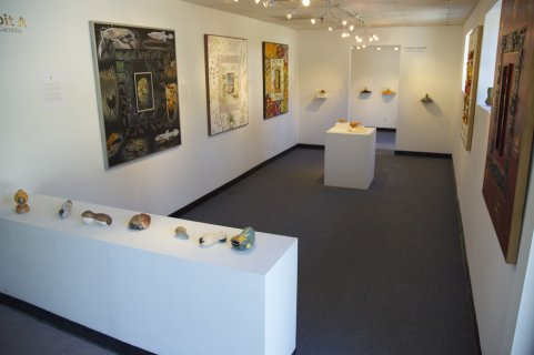 Current Exhibition Below