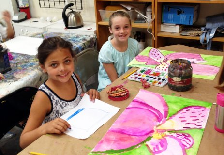 Courses at The Art League