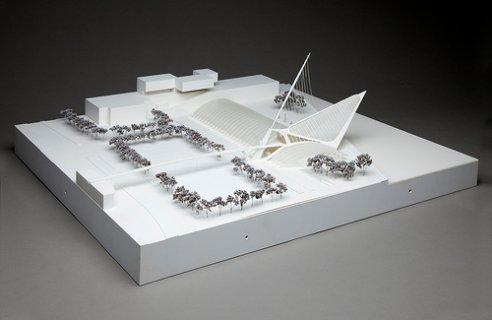 """The Milwaukee Art Museum"