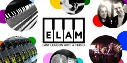 East London Arts & Music opens doors to the music industry