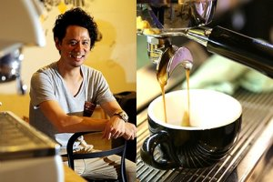 Kyoto-born Junichi Yamaguchi is a self-taught barista. — Picture by Choo Choy May