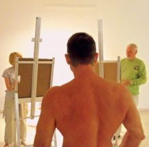 Life Drawing, Saturday sessions as scheduled