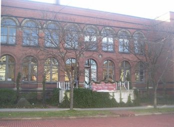 Murray Hill School, Little Italy, Cleveland