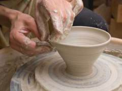 pottery thinkstock Best Casual Art Classes In Sacramento
