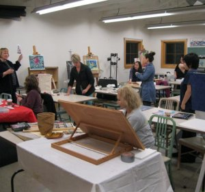 Art classes in Wheaton Illinois