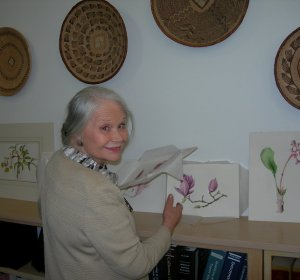 Botanical Art classes Los Angeles