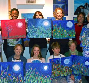 Denver Art classes workshops
