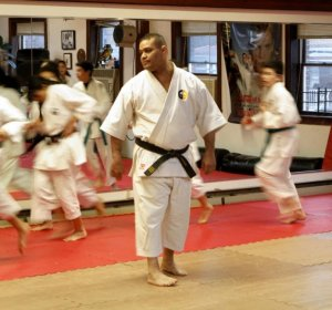 Free Martial Arts classes NYC