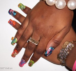 Nail Art courses from home