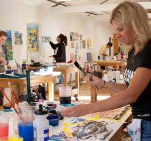 Summer Art classes in Colorado
