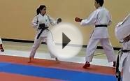Competitive Karate Training in Winnipeg, Manitoba 2012