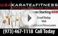 Martial Arts Lessons Westfield NJ | USA Karate & Fitness