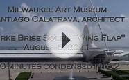 "Milwaukee Art Museum ""Wing Flap."""