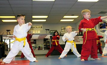 Vision Martial Arts Center Kids Karate Photo 2